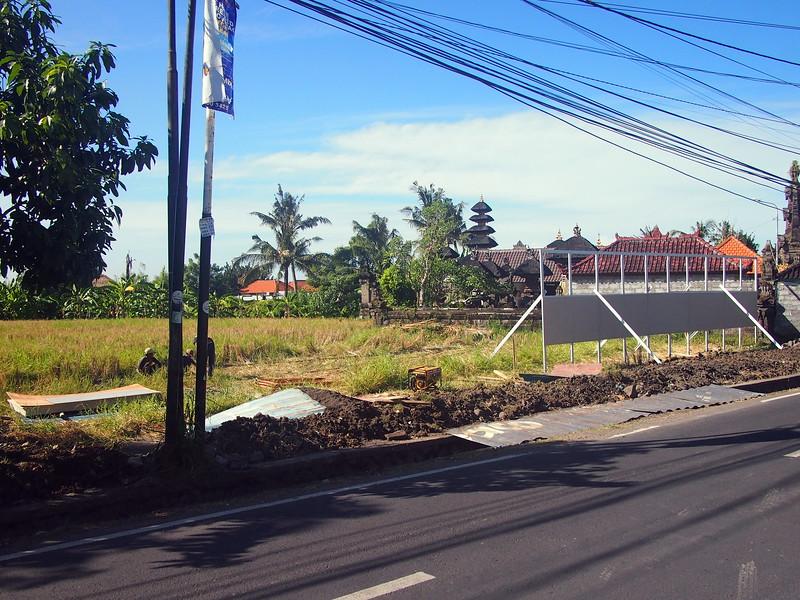 New development in Canggu