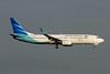 PK-GMR Boeing 737-8U3 c/n 30150 Singapore-Changi/WSSS/SIN 02-12-16