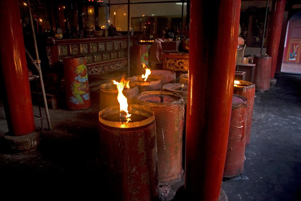Buddhist Temple, Jakarta, Indonesia