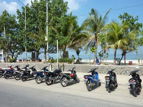 Kuta Beach Bikes, Kuta Bali - Indonesia