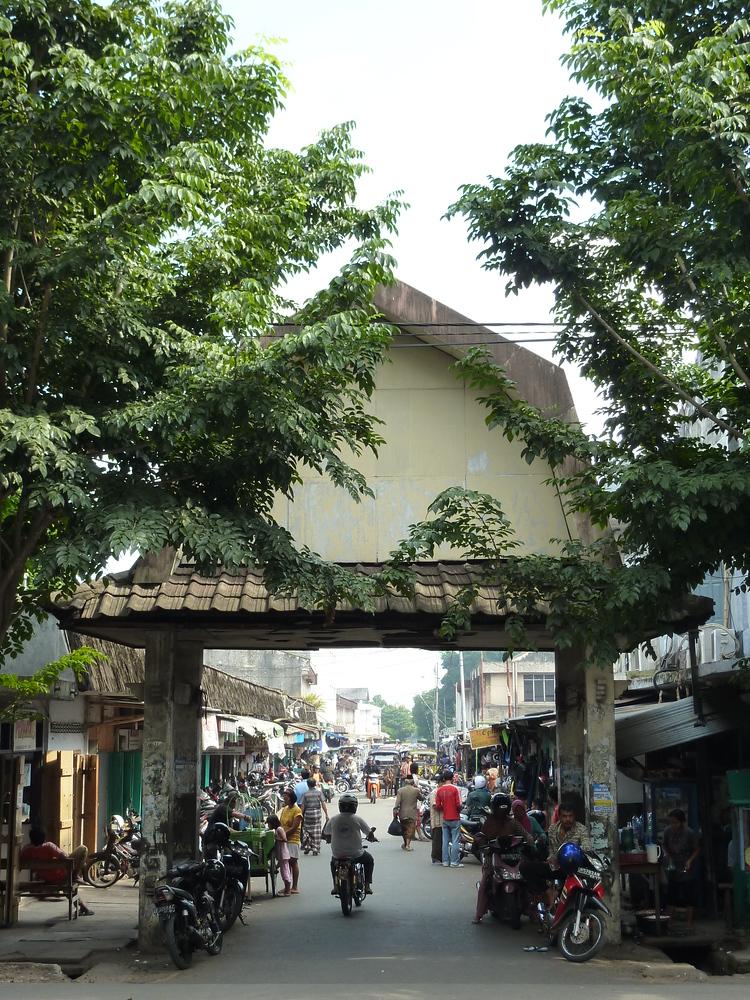 Cakranegara Market, Mataram Lombok - Indonesia