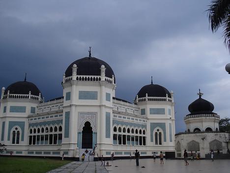 Mesjid Raya, Medan - Indonesia