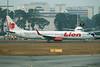 """PK-LHI Boeing 737-9GP(ER) """"Lion Air"""" c/n 37276 Singapore-Changi/WSSS/SIN 23-09-19"""