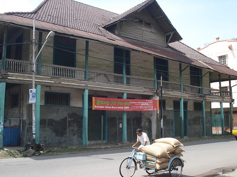Padang Old Town, Padang - Indonesia