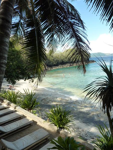 Blue Lagoon Beach, Padangbai Bali - Indonesia