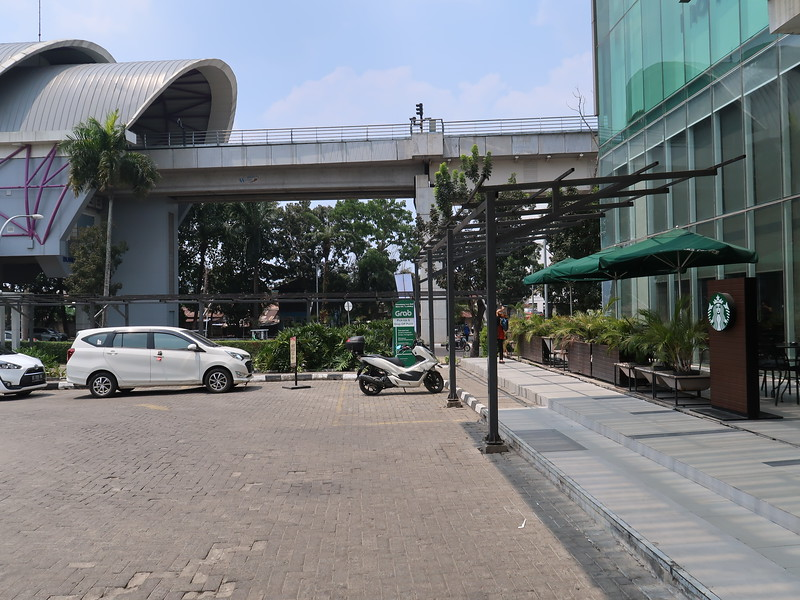 Starbucks at Bumi Sriwijaya