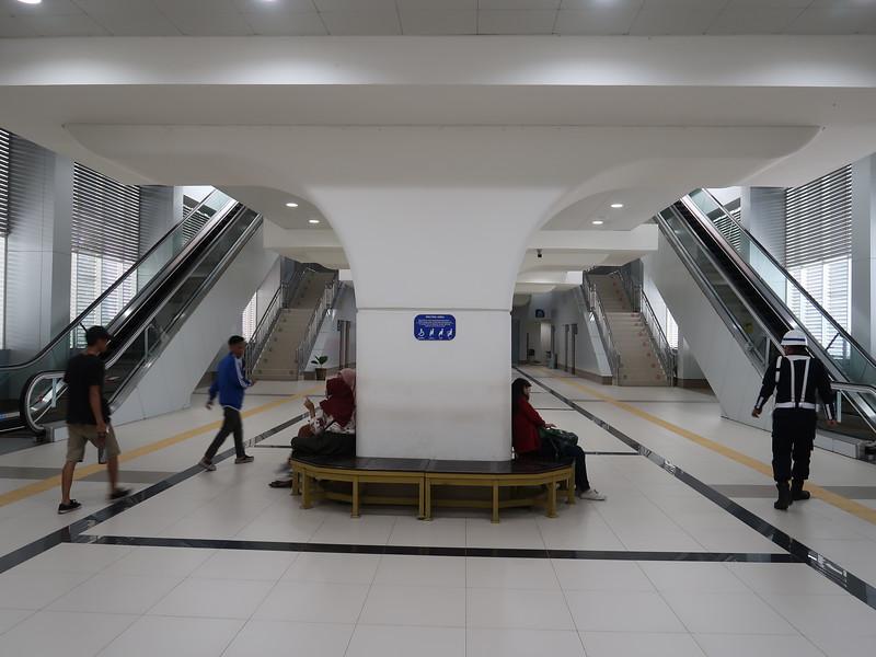 Bumi Sriwijaya waiting area