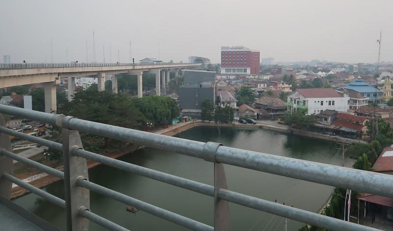 LRT elevated railway