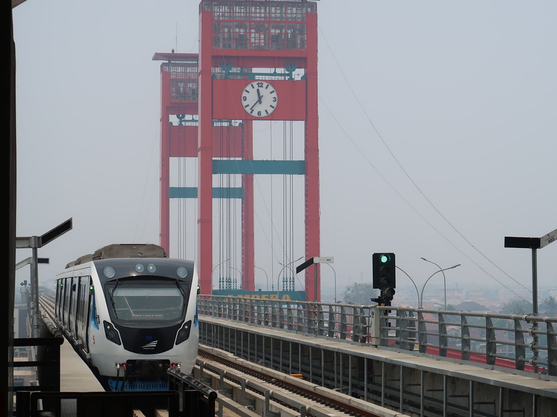Palembang LRT