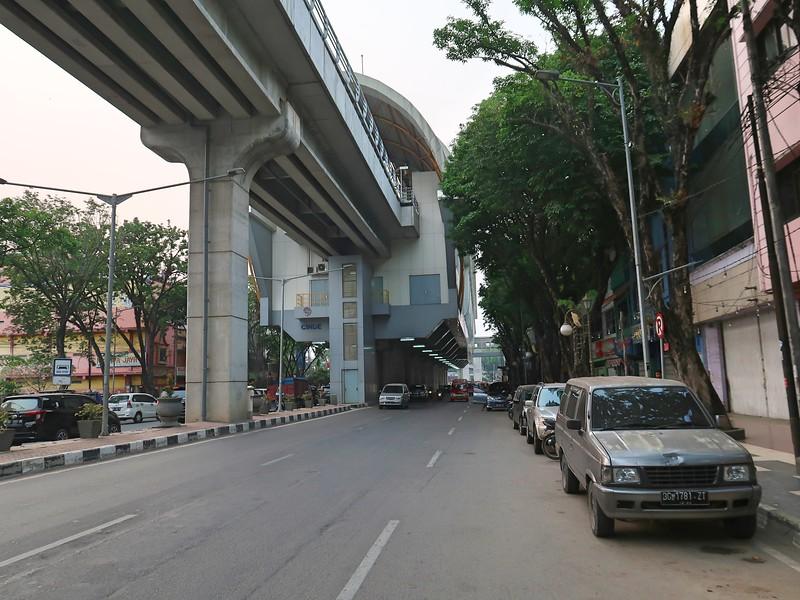 Cinde Station