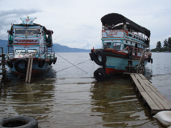 Lake Toba Ferries