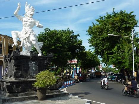 Hanuman Statue, Singaraja Bali - Indonesia