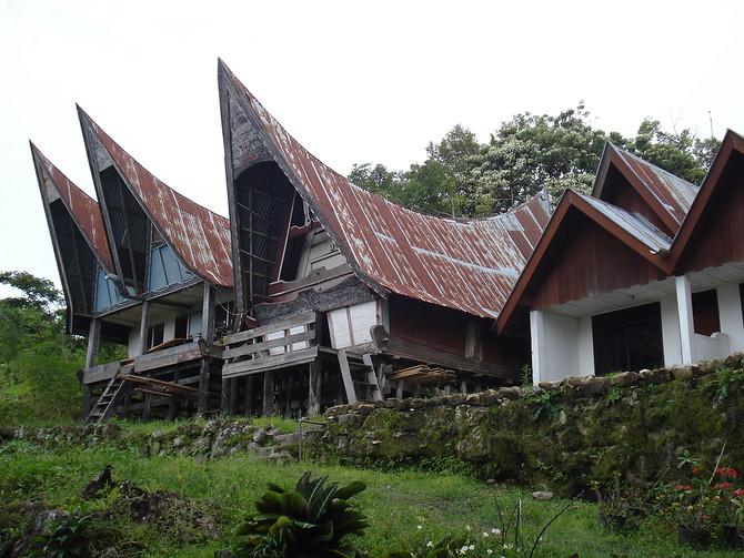Batak Houses