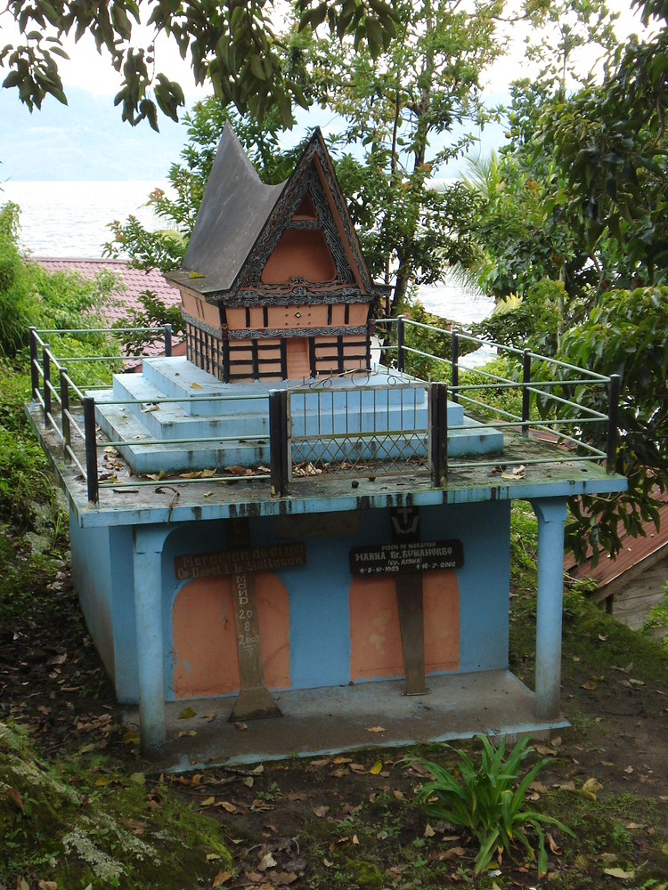 Batak Family Tomb