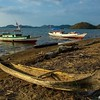 Fishing Boats / Canoes<br /> Labuan Bajo, Flores, Indonesia