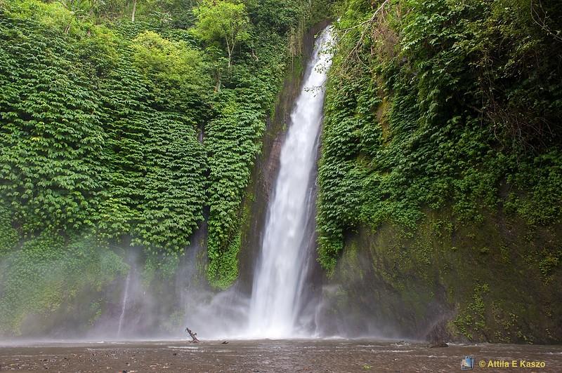 Waterfall - Munduk, Bali, Indonesia