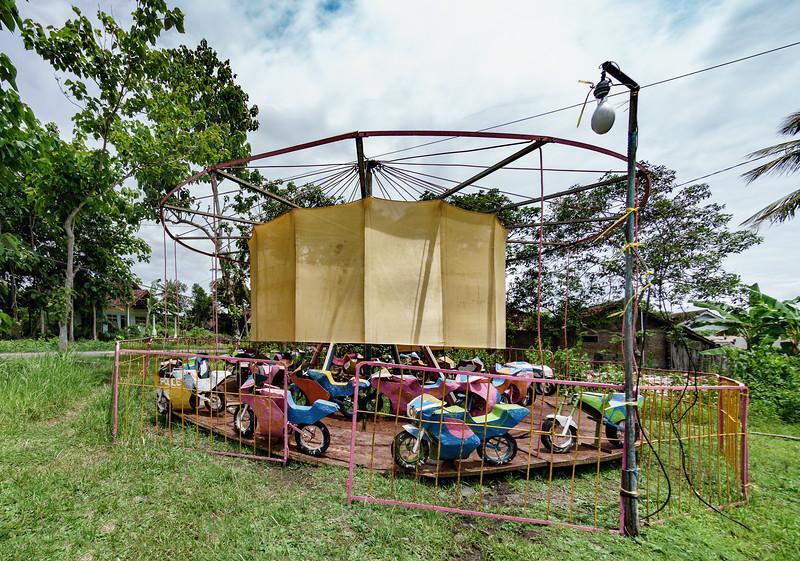 Motorbike-Carousel