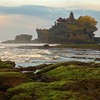 Hindu Temple - Sunrise<br /> <br /> Tanah-Lot, Bali, Indonesia