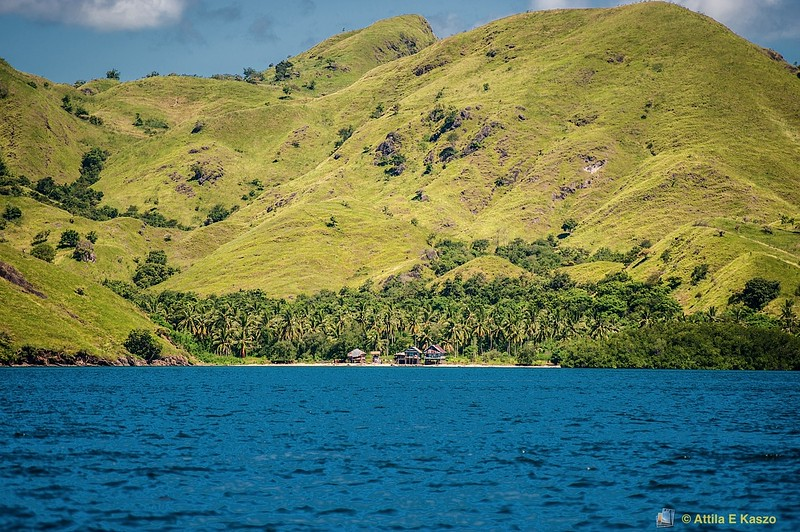 Seascape / Islands, Flores, Indonesia