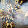 Spectacular Jember Fashion Carnival parade