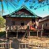 Traditional Houses - Naga Na'e Village<br /> Labuan Bajo, Flores, Indonesia
