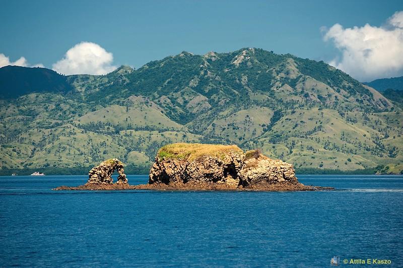 Tatawa Kecil / Ocean Currents, Flores, Indonesia
