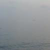 Sea Haze / Fishing Boats, Tulamben, Bali, Indonesia
