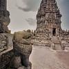 Lion of Prambanan