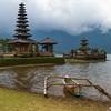 Lake Temple (Hindu)<br /> <br /> Bedugul, Bali, Indonesia