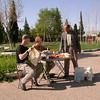 Ir 0002 ontbijt in Shiraz