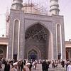 Ir 4039 Qom, Fatima moskee