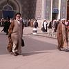 Ir 4040 Qom, Fatima moskee