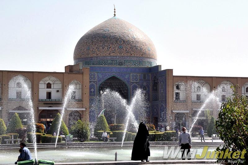 Esfahan main square