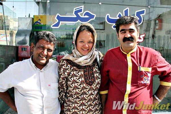 iran travel tips solo female travelers