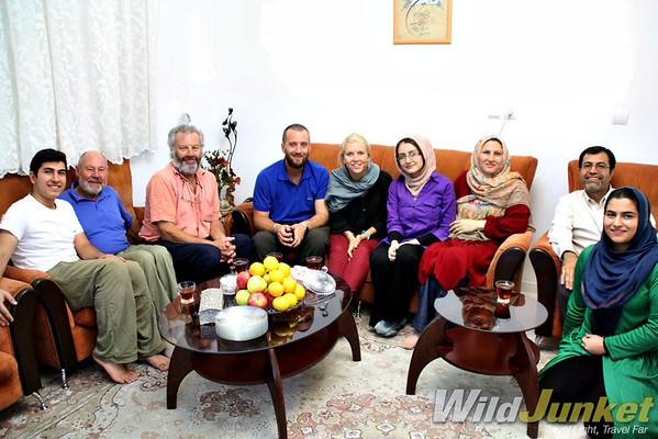 iran travel tips - solo female travelers