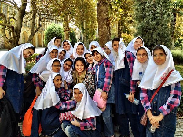iran travel tips - solo female travelers iran