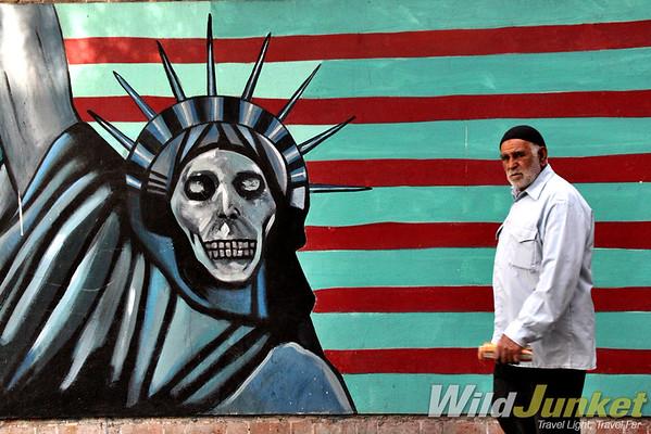 TRAVEL IRAN - WHAT ITS LIKE