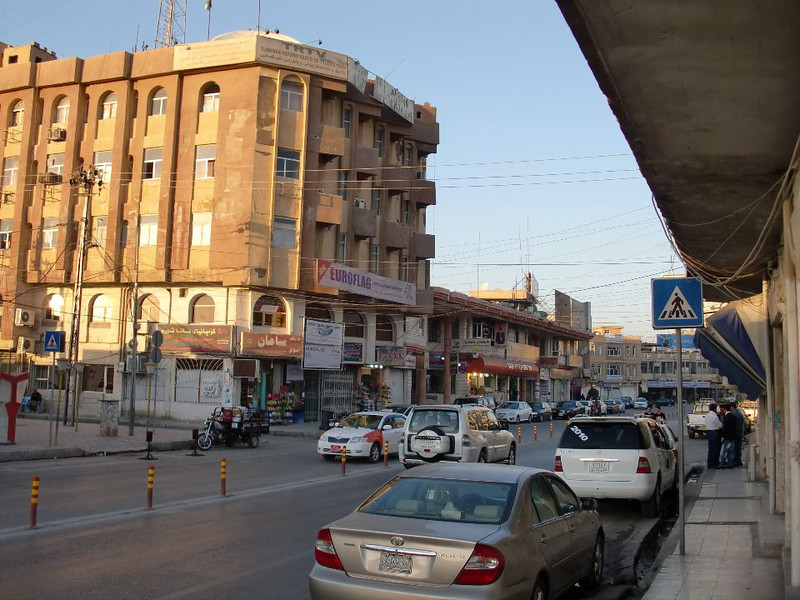 arbil street