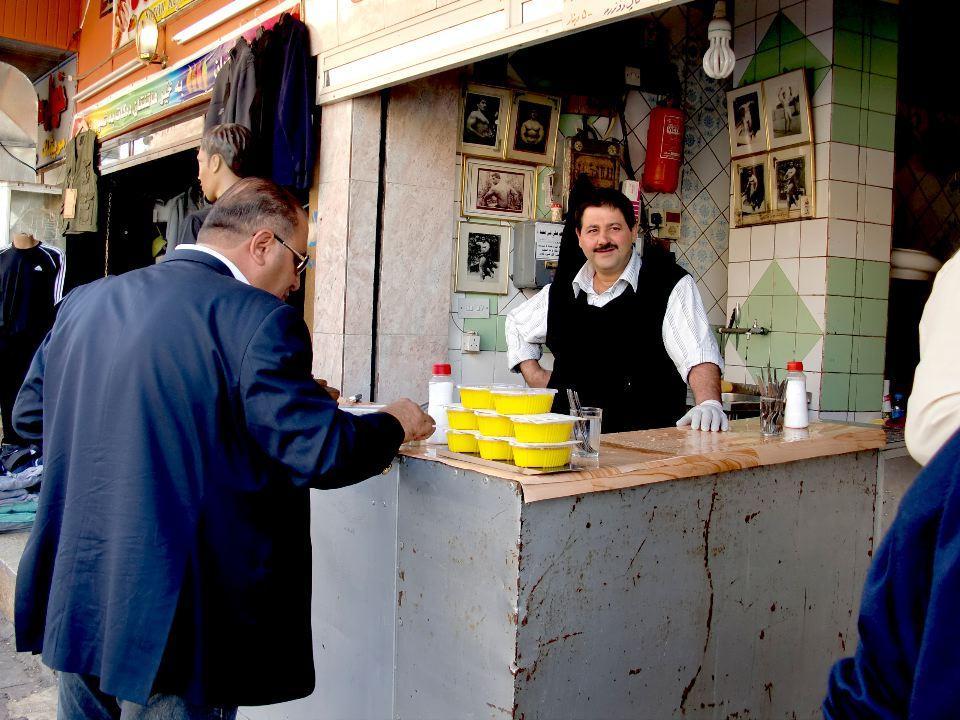street food north iraq