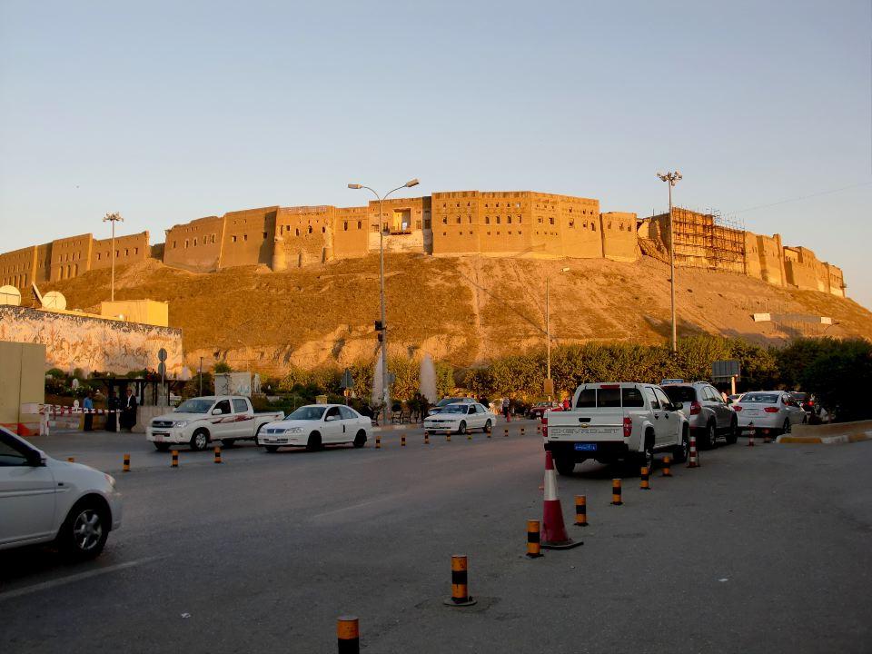 arbil citadel