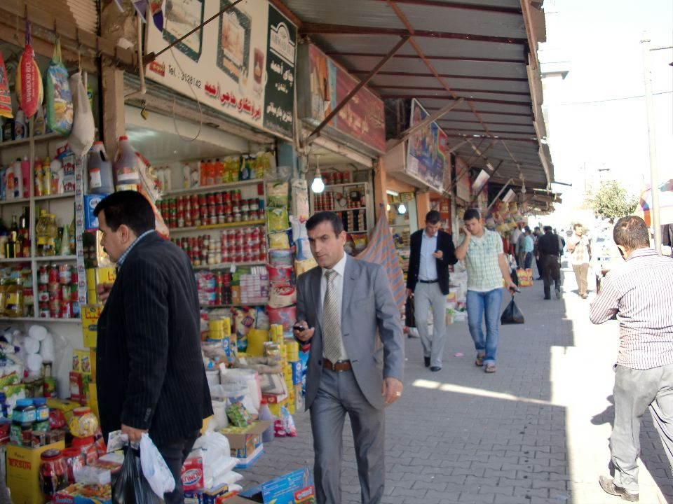 sulaymaniyah street shops