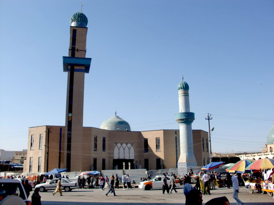 sulaymaniyah mosque