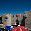Damascus Gate to the old city