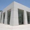 Yad Vashem, the holocaust memorial, entrance center