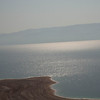 The Dead Sea, the lowest point on earth