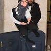 Haredi ventriloquist at Mamilla mall