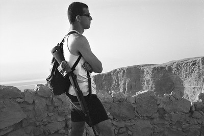 Masada-Isreal youth group leader