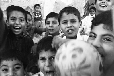 Kids in Gaza 1997