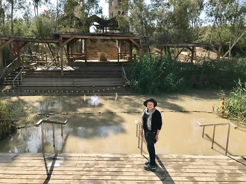 Baptism Site of Jesus / Qasr el Yahud