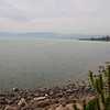 Sea of Galilee from Capernaum